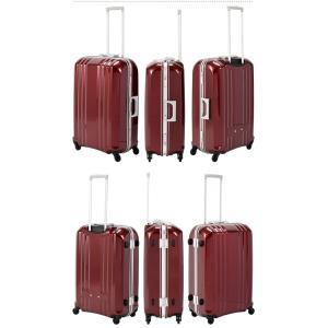 A.L.I.(エーエルアイ)最軽量デカかる2 46cm MM-5188 TSAロック搭載 4輪スーツケース フレーム 機内持ち込み(aj0a057)[C] griptone 10