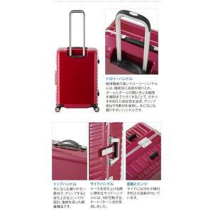MAXSMART(マックススマート)50cm MS-205-21 TSAロック搭載 8輪(4輪ダブルキャスター)スーツケース フレーム 機内持ち込み(aj0a095)[C]|griptone|05