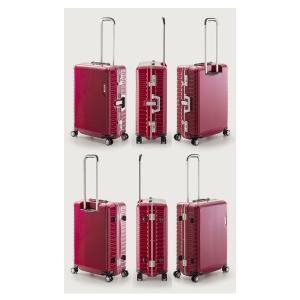 MAXSMART(マックススマート)50cm MS-205-21 TSAロック搭載 8輪(4輪ダブルキャスター)スーツケース フレーム 機内持ち込み(aj0a095)[C]|griptone|08