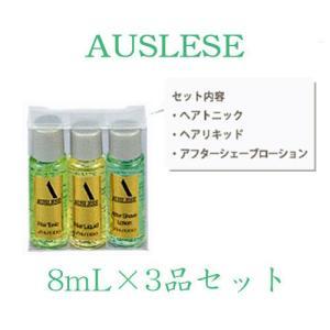 「tc12」資生堂 アウスレーゼ AUSLESE 8mL×3...
