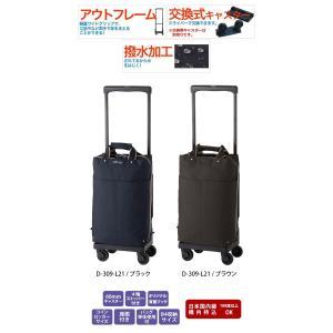 SWANY(スワニー)ウォーキングバッグ プレーネ 43cm Mサイズ D-163 4輪キャリーバッグ 座面付 (su1a019)[C]|griptone|02