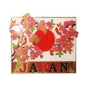 [送料299円〜]「tc」日の丸桜ピンズ D-411 40点までメール便OK(da1a037)|griptone