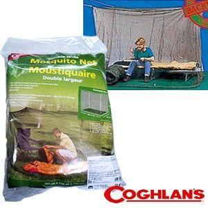 COGHLANS(コフラン) D.W.モスキートネット ダブルサイズ No.9765 11210152(ei0a103)|griptone