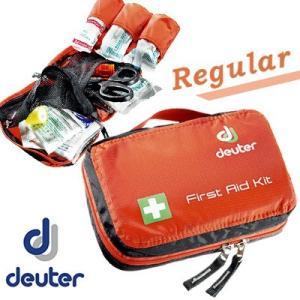 [送料299円〜]「tc2」deuter(ドイター) First Aid Kit Regular(ファーストエイドキット レギュラー) D4943116-9002 救急箱 2点迄メール便OK(ho0a248)|griptone