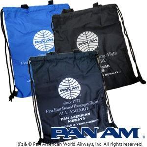 [送料299円〜]「tc1」PAN AM パンナム 3WAYナップサック 505036 1点迄メール便OK(je1a381)|griptone