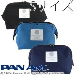 [送料299円〜]「tc2」「cp」PAN AM パンナム トラベルポーチ Sサイズ 518071 2点迄メール便OK(je1a398)|griptone