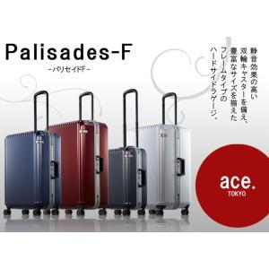 ace.(エース) Palisades-F(パリセイド-エフ) 47cm 05571 TSAダイヤルロック搭載 4輪スーツケース フレーム 機内持ち込み(je2a222)[C]|griptone|02
