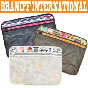 [送料299円〜]「tc3」BRANIFF INTERNATIONAL(ブラニフインターナショナル) ハーフメッシュケース 2枚組 BATK-CB-2222 2点迄メール便OK(ko1a460)|griptone