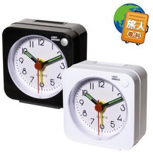 旅人専科シリーズ 旅先にもっていけるトラベルミニクロック MBZ-CLK01 6ヶ月保証 電池別売り アナログ時計(mi1a470)|griptone