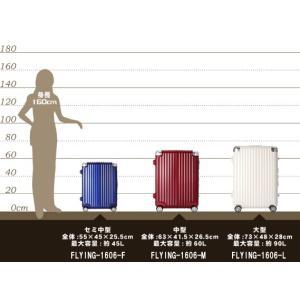 スーツケース MOA(モア)51cm FLYING-1606-F TSAロック搭載 4輪 鏡面タイプ フレーム(mo0a038)[C] griptone 05