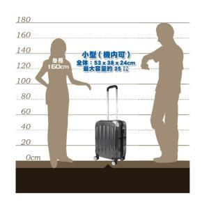 スーツケース アウトレット 激安 超軽量 MOA(モア)47cm MW01-SS TSAロック搭載 4輪スーツケース ジッパー ダブルキャスター 機内持ち込み(mo0a044)[C]|griptone|05