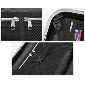 American Flyer(アメリカンフライヤー) サイレント・プレミアムライト 70cm 22429 TSAロック搭載 4輪スーツケース フレーム マットタイプ 超静穏(os0a081)[C] griptone 07