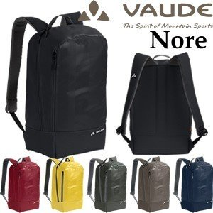 VAUDE(ファウデ) Nore(ノア) 12149 バックパック 15L 撥水生地使用(os0a085)|griptone