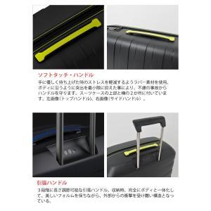 RONCATO BOX(ロンカート ボックス)JP SPECIAL 64cm 5542 TSAロック搭載 4輪スーツケース ジッパー 超軽量(os0a096)[C]|griptone|07