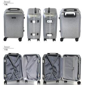 Antler(アントラー) CARRINGTON(キャリントン) 48cm ACAH-48 TSAロック搭載 4輪スーツケース フレーム 機内持ち込み 3年保証付(sa1a175)[C]|griptone|03