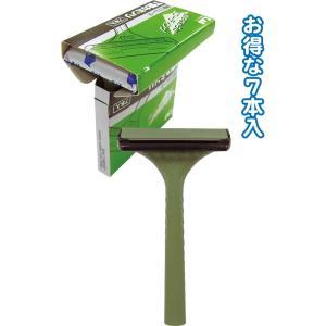 【まとめ買い=注文単位10個】貝印 T型カミソリ7本入 01247 21-058(se2a323)