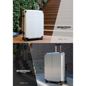 BRIGHTECH(ブライテック) 67cm SBR-28 TSAロック搭載 4輪スーツケース 特殊繊維樹脂フレーム(ta0a001)[C]|griptone|09