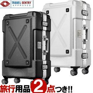 T&S LEGEND WALKER(レジェンドウォーカー) 62cm 6303-62 TSAロック搭載 4輪スーツケース フレーム 1年保証(ti0a188)[C]|griptone