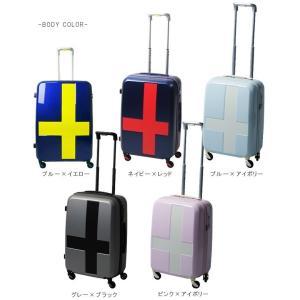 TRIO(トリオ) innovator(イノベーター) 55cm INV55・INV55T TSAロック搭載 4輪スーツケース 2年保証付き ジッパー(to4a039)[C]|griptone|06