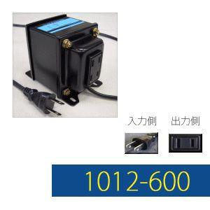 GPTGK1012-600 アップトランス 日本製 AC100V⇒昇圧⇒110-120V(容量600W)(to6a003)|griptone