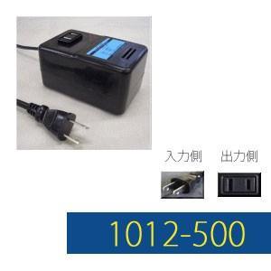 TGK1012-500 アップトランス 日本製 AC100V⇒昇圧⇒110-120V(容量500W)(to6a042)|griptone