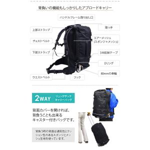 solo-tourist ソロツーリスト アブロードキャリー57 AC-57 62cm 57L(va0a132)[C]|griptone|03