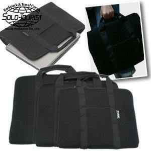 solo-tourist ソロツーリスト ブリーフバッグLサイズ BB-40 2WAY(バッグインバッグ)ブラック(va0a180)|griptone