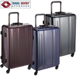 EVERWIN エバウィン Be Narrow ビーナロー 61cm 31238 TSAロック搭載 4輪スーツケース フレーム(ya2a026)[C]|griptone