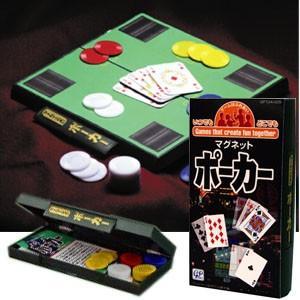 [送料299円〜]トラベルゲーム ゲームはふれあい ポーカー 6点迄メール便OK(zi0a005) *プレゼントにも|griptone