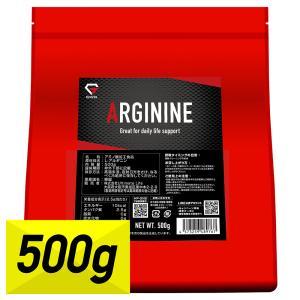 GronG(グロング) アルギニン パウダー 500g (200食分) アミノ酸 サプリメント|grong