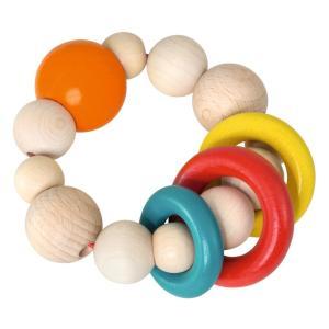 ドイツ製 木製玩具 セレクタ社 Selecta ラトル・ファンクーゲル 木のおもちゃ 知育玩具 ラトル|grooveplan