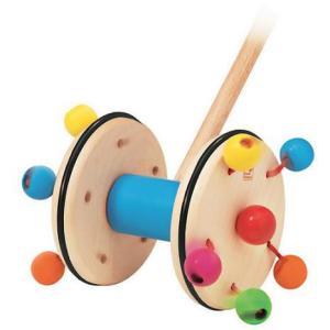 ドイツ製 木のおもちゃ セレクタ社 Selecta 知育玩具 手押し・ローラー 手押し車|grooveplan
