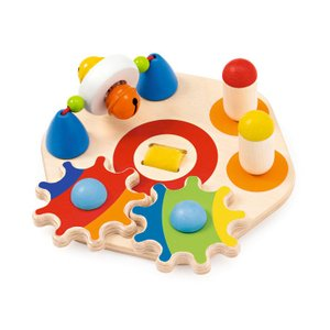 ドイツ製 木製玩具 セレクタ社 Selecta ミニティビィティー 木のおもちゃ 知育玩具|grooveplan