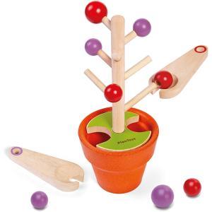 木のおもちゃ プラントイ ピックアベリー 知育玩具|grooveplan