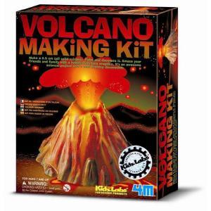 理科 工作 4m フォーエム 火山噴火 溶岩流 模擬実験 自由研究|grooveplan
