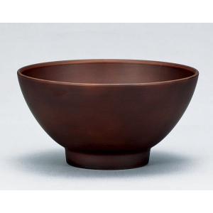 お茶碗 See 木製風 ダークブラウン 食器 食洗機・電子レンジ対応|grooveplan