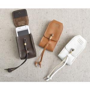 レザー携帯ケース 革製 ファッション小物 おしゃれ 選べる3色|grooveplan