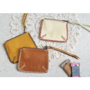 レザーコインケース 小銭入れ 財布 革製 ファッション小物 おしゃれ 選べる3色|grooveplan