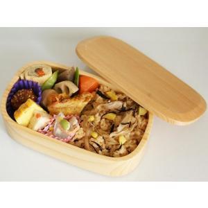 くりぬき弁当箱 スクエア 天然木 ランチボックス 木製 シンプル おべんとう箱|grooveplan