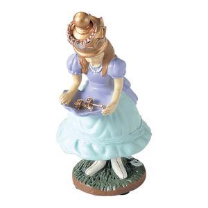 リングホルダー(アリスと王冠) アクセサリーディスプレイ アリス かわいい 雑貨 レジン|grooveplan