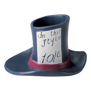 アクセサリートレイ(帽子屋) アクセサリーディスプレイ アリス 帽子 かわいい 雑貨 レジン|grooveplan