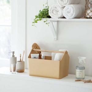 収納ボックス Favori(ファボリ) ベージュ 収納 小物入れ キッチン サニタリー|grooveplan