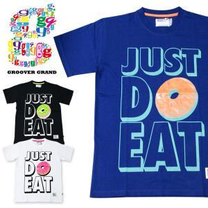 Tシャツ 半袖 メンズ プリント おしゃれ ロゴ ブランド ストリート系 ファッション ダンス 衣装 B系 XL|groover-grand