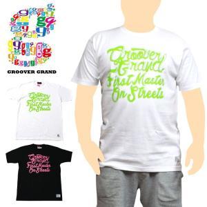 Tシャツ メンズ 半袖 半袖Tシャツ B系 ストリート系 大きいサイズ 3l 4l XXL XXXL|groover-grand