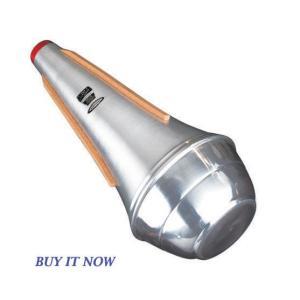 New Stone Lined(ニューストンライン) テューバ用ストレートミュート 208 シンフォニックアルミ・ラージ|groovin-trumpet