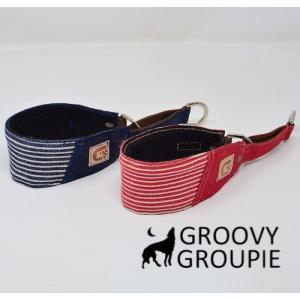 ヒッコリー!ハーフチョーク【中型犬用】サルーキー、ウィペットにぴったり! |groovygroupie