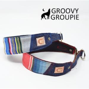 マルチストライプ!ハーフチョーク【中型犬用】サルーキー、ウィペットにぴったり! |groovygroupie