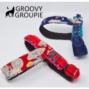 中型犬用ハーネス wild animals クイックハーネス・胴輪 ワンタッチで装着簡単 裏地クッションで優しい。 日本製|groovygroupie