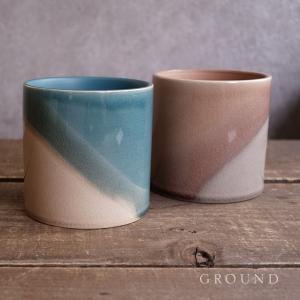 陶器カバー・鉢カバー|ground-flower