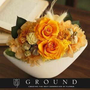 プリザーブドフラワー 母の日 花 ギフト プレゼント 母の日ギフト2020 誕生日プレゼント おしゃれ 結婚記念日 両親 妻 電報 結婚式 祝電 送料無料|ground-flower